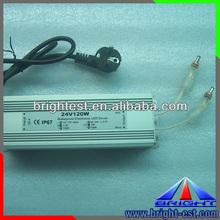 120W Waterproof LED Power Supply, 120W Waterproof LED Driver, 120W Waterproof LED Adapter