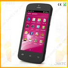 "Cheap Unlocked phones 4"" A309M MTK6572 andriod phone"