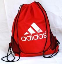 Durable&Waterproof nylon drawstring mesh shoe bags