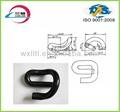 Metal abrazadera sujetadores para ferrocarril clamp