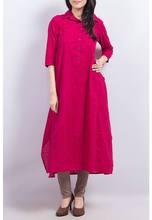Marque kurtis pakistanais robe kurti tunique pakistanais robes longues indienne / pakistanais kurtis longues robe kurta