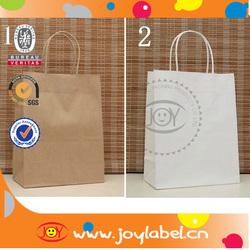 craft paper bag&craft paper shopping bag