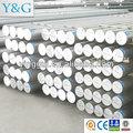2024 liga de alumínio perfil/extrusão da liga de alumínio barra redonda