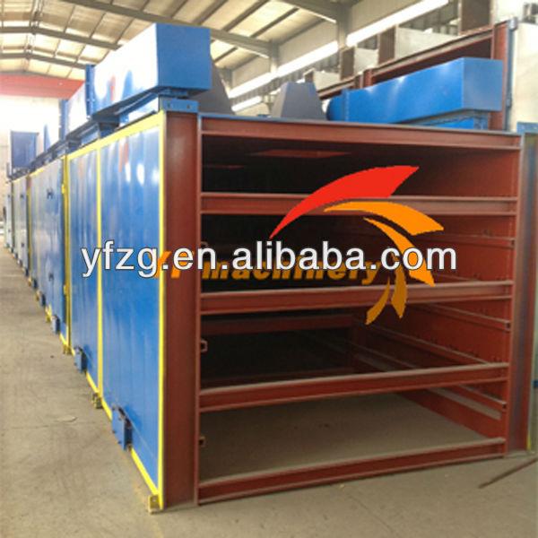 3 Layers Conveyor mesh belt dryer