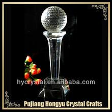 crystal ball trophy craft