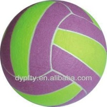 felt Jumbo Volleyball tennis ball yoys