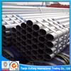 150mm diameter hs code hot gi galvanized steel pipe