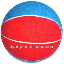 "8.5"" felt tennis ball jumbo basketball"