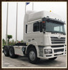 Man diesel trucks 6x4 and shacman truck tractor