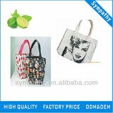 Fashion Women Canvas Bag Handbag