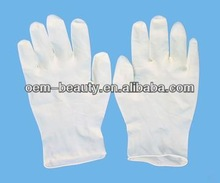 Health care products/Disposable latex gloves/latex examination gloves