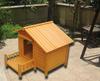 Luxury Wooden Dog House for Large Dog