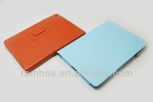 Protective Leather Tablet Wallet Smart Cover Folio Case for iPad air for iPad 5 with Photo Frame Design
