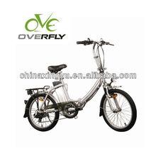 250W Kids electric pocket bikes 36V -EB003F