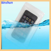waterproof clear zip lock bag for cell phone iphone