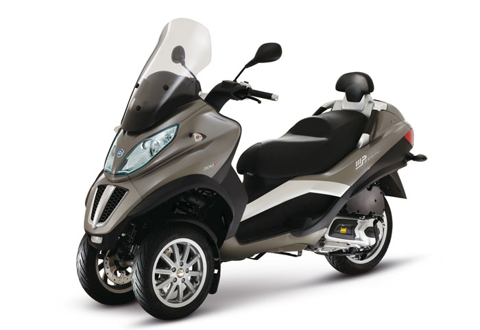 200cc Piaggio MP3 touring lt 300 ho. E scooter