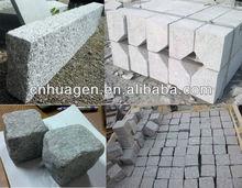 china granite grey pave