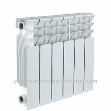 New Home Appliance Aluminum Radiator With CE / PCT / ISO Certification