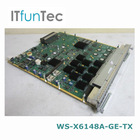 cisco module WS-X6148A-GE-TX cable network