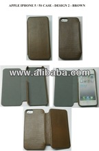 leather cases for iPhone 5, 5s