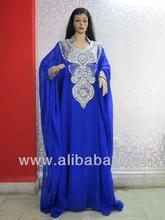 modern islamic clothing / DUBAI VERY FANCY KAFTANS abaya jalabiya Ladies Maxi Dress Wedding gown earring