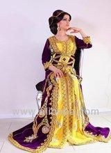 Popular islamic abaya / DUBAI VERY FANCY KAFTANS abaya jalabiya Ladies Maxi Dress Wedding gown earring