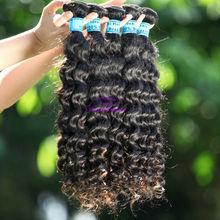 romance curl human hair extension 100% unprocessed remy cheap wholesale