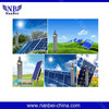 Agriculture irrigation solar water pump for farming