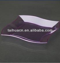 Elegant Design Irregular Shape Disposable Dishes