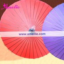 A6232 China bamboo paper umbrella craft