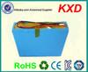 12V lithium iron phosphate battery pack 40000MAH