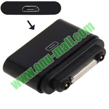 For Sony Xperia Z1 L39h Adapter Sync Magnet Data Charging to Micro USB Adapter