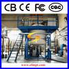 Polycrystalline silicon ingot casting furnace solar grade