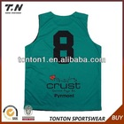 New style breathable quick dry polyester basketball jerseys