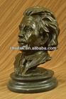 popular famous figure metal bronze sculptures artists