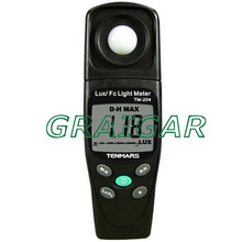 Wholesale - TM-204 Light Meter With 3 1/2 digits LCD with maximum reading 2000