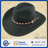 Factory wholesale high quality stetson cowboy hats