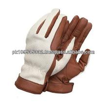 Équitation gants / équitation gants / Crochet gants d'équitation