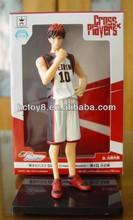 Wholesale Anime The basketball which kuroko plays character Kagami Taiga pvc actin figure toy
