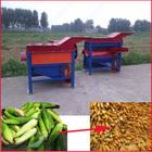 corn peeling and shelling machine/corn peeling and threshing machine