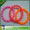Silicone Round Bead Bracelet
