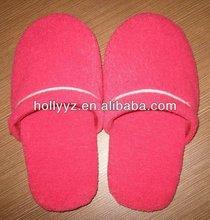 2013 hot sale closed toe women indoor fashionable slipper