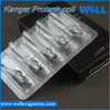 E cig wholesale china kanger distributor kangertech e-cigarette kanger replacement coils