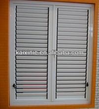 heze kaixin pvc plantation shutters