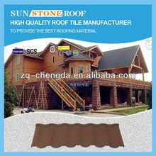 Chinese Fiberglass Spanish Roofing Tiles