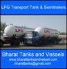 LPG Transport Tank & Semitrailers