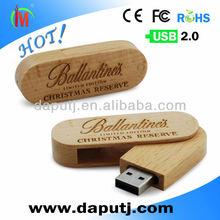 book shape usb flash drive / wooden usb drive 16gb