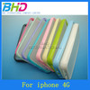 Hard PC cheap phone cases for iphone 4G