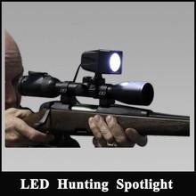 810LUMENS manufacturer gun spotlight Portable Scope mounted Hunting rifle spotlight Hunting Gun Accessories
