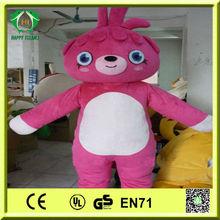 HI EN71 Super Funny Moshi Monster Mascot Costume